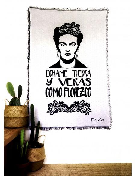 Manta Frida Kahlo tapiz